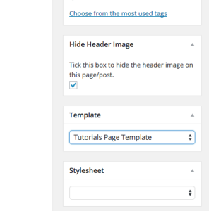 Page Templates For Custom Post Types In Wordpress